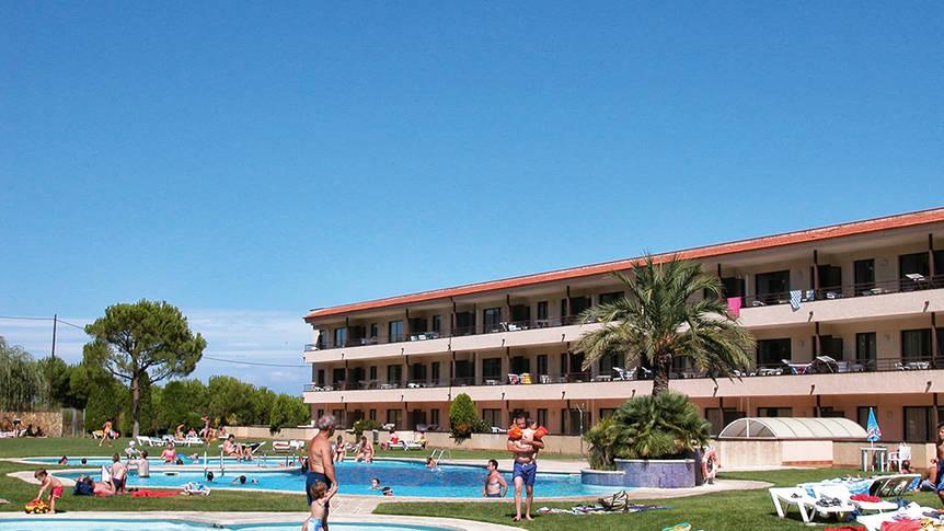 Overzicht-1 Golf Beach appartementen & Villa's