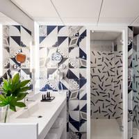 Suite lumiere badkamer