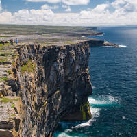 Kliffen Aran Island