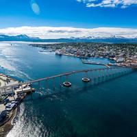 Tromsø luchtfoto