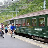 Mountainbiken Flå - Foto: Kaitlin Baily