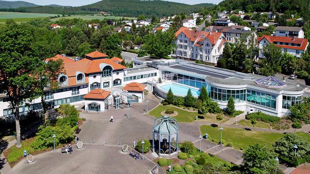 Exterieur Göbel's Hotel Aqua Vita