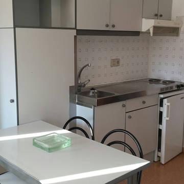 Voorbeeld keuken Appartementen Mar Blau