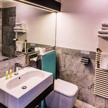 Badkamer Hotel Museum Budapest