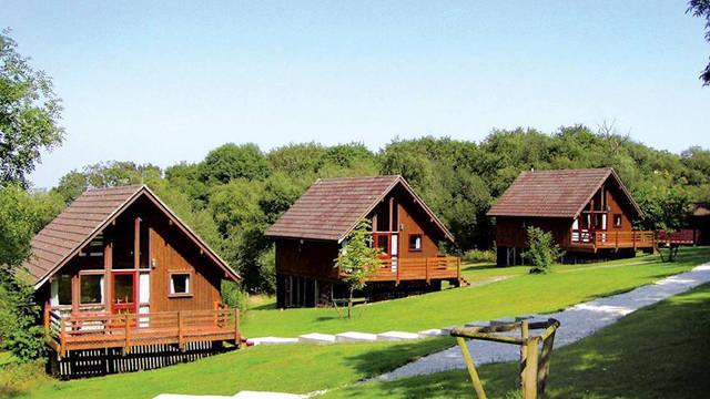 Exterieur Eastcott Lodges