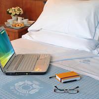 laptop in de kamer