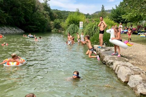 Aanbieding camping Ardèche 🏕️Camping Les Arches