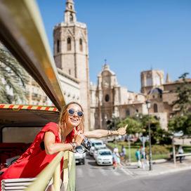 Excursiereizen per bus