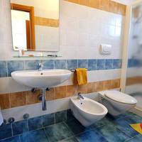Voorbeeld interieur - badkamer