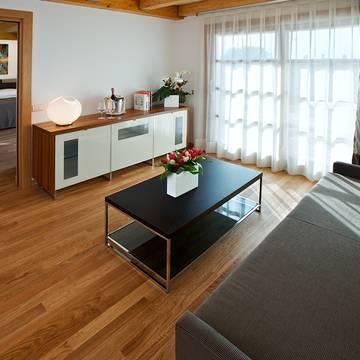 Voorbeeld appartement Green Village Resort