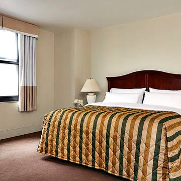 Kamer Hotel Pennsylvania