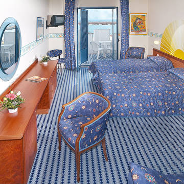 Voorbeeld superior kamer Sporting Baia Hotel
