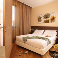 Villa Mercede hotelkamer