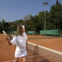 Faciliteiten tennis