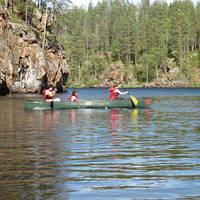 Kanovaren Oulanka National Park
