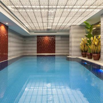 Zwembad Hotel Yasmak Sultan