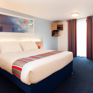 Kamer Hotel Travelodge Stratford
