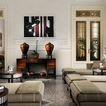 Lounge Grand Hotel Principe di Piemonte