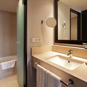 Badkamer Hotel Condado