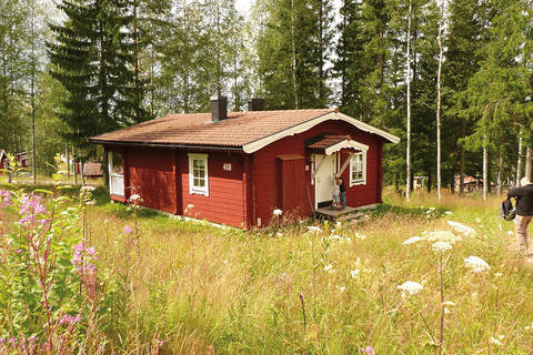 Last minute vakantie Dalarna 🚗️Säfsen Vakantiepark