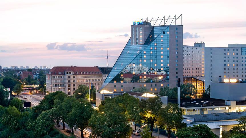 Exterieur Estrel Hotel