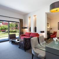 Voorbeeld kamer suite