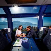 Panoramic trein