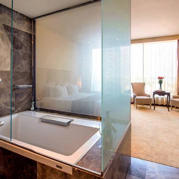 Badkamer Hotel New York Palace