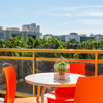 Balkon Appartementen Los Peces