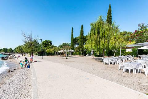 Deal vakantiehuisje Gardameer 🏕️Camping Toscolano