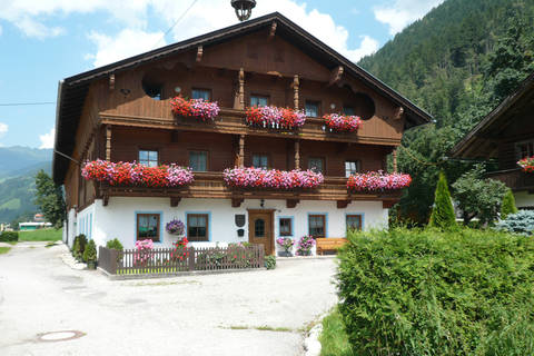 Last minute autovakantie Tirol 🚗️Appartementen Jogglerhof