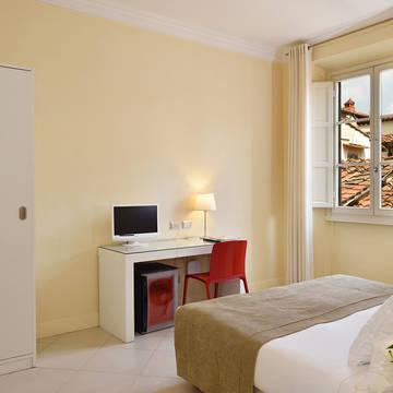 Voorbeeld kamer Hotel Residenza Fiorentina