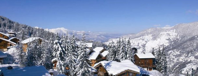 Wintersport La Tania