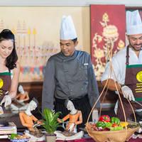 thailand khao lok bhandari resort chef