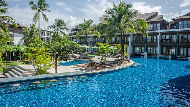 Overview Holiday Inn Resort Krabi Ao Nang Beach