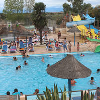 Camping Camping Le Trivoly in Toreilles Plage (Languedoc-Roussillon, Frankrijk)