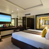 Voorbeeldkamer Deluxe Room