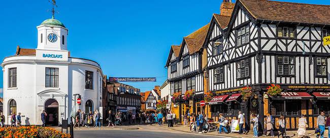 Sfeerimpressie Stratford-Upon-Avon, Warwickshire