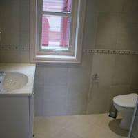 Badkamer voorbeeld woning