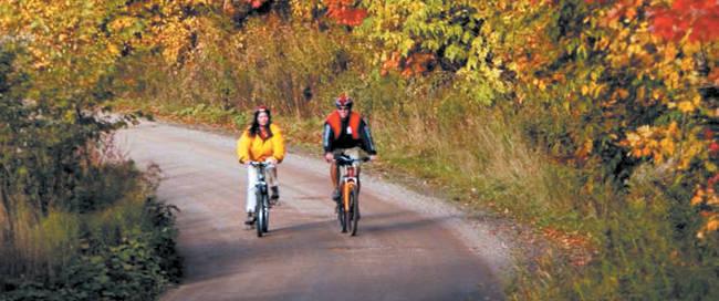 Heerlijk fietsen door Nova Scotia