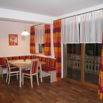 kamer 1 Appartementen Landhaus Kupfner