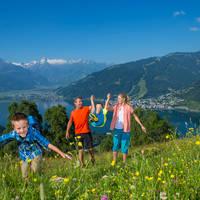 Zell am See - Kaprun met het gezin