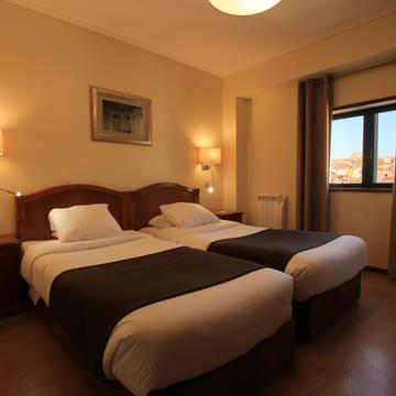 Kamer Hotel Da Bolsa