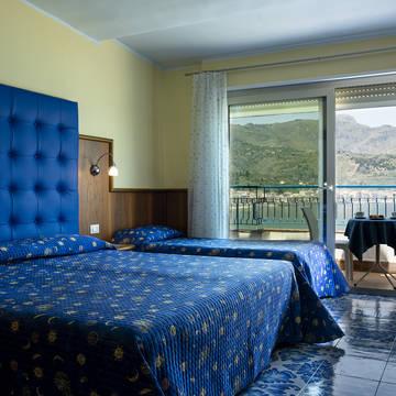 Voorbeeldkamer Hotel Panoramic