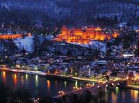 Avond in Heidelberg