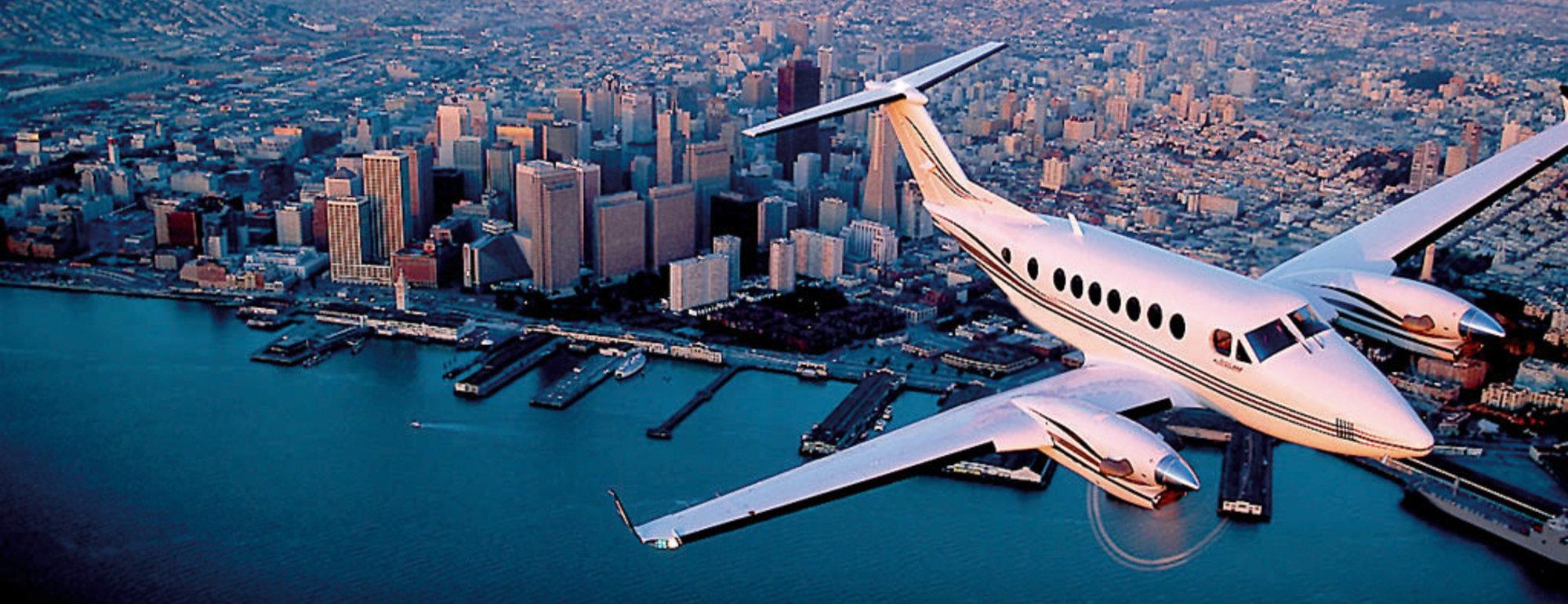 Air Tour San Francisco