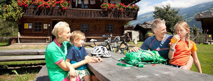 Autovakanties Tirol