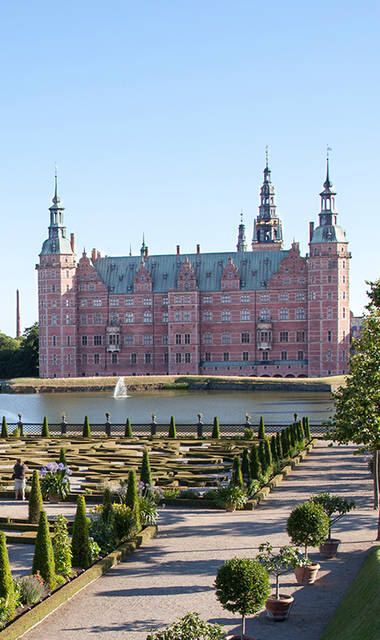 8-daagse autorondreis Kastelen, Kopenhagen & Odense