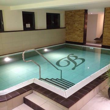 Overdekt zwembad Hotel Walpurgishof