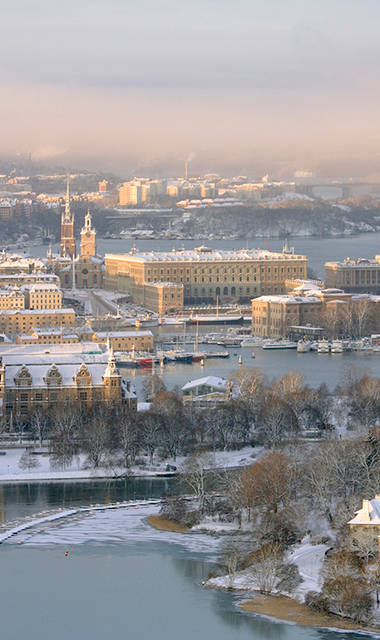 4-daagse stedentrip Winters Stockholm thumbnail